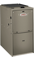 Lennox ML195 95% efficient furnace.