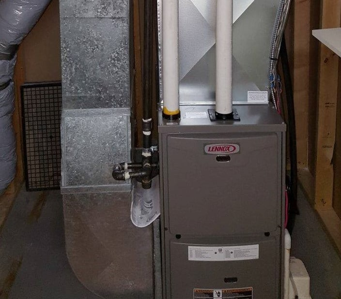 OVERSIZED FURNACE   Weather Tech Heating and Cooling