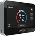 ComfortSense® 5500 Series - Smart, stylish home comfort control | Weather Tech Heating and Cooling