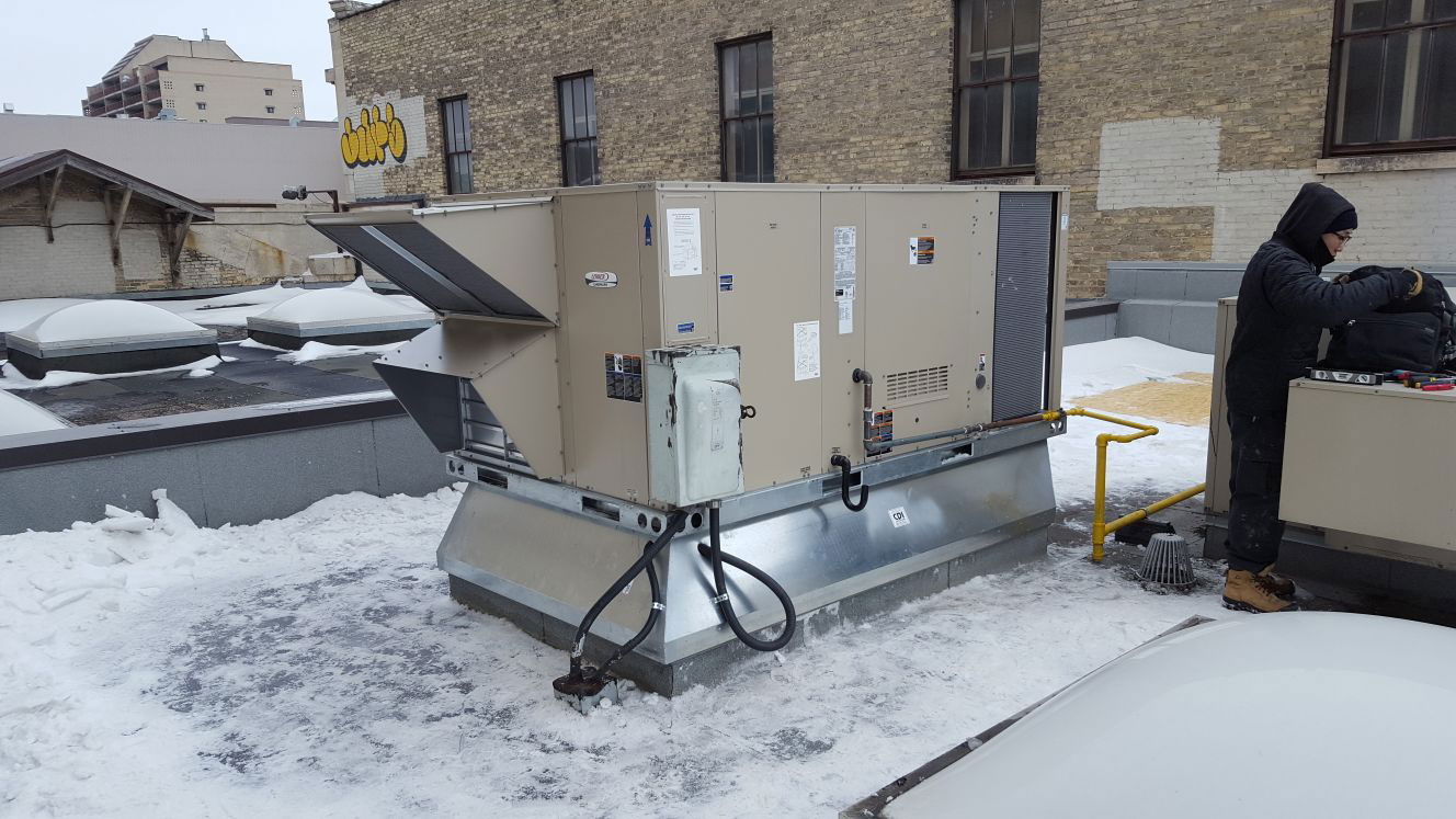 Commercial HVAC Installation and Repair | Weather Tech Heating and Cooling