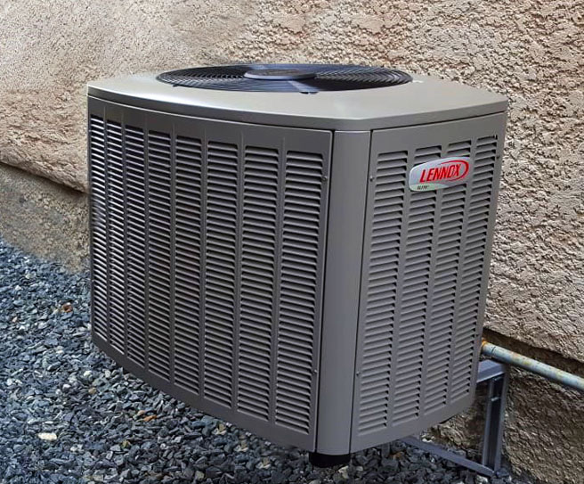 lennox air conditioner installation