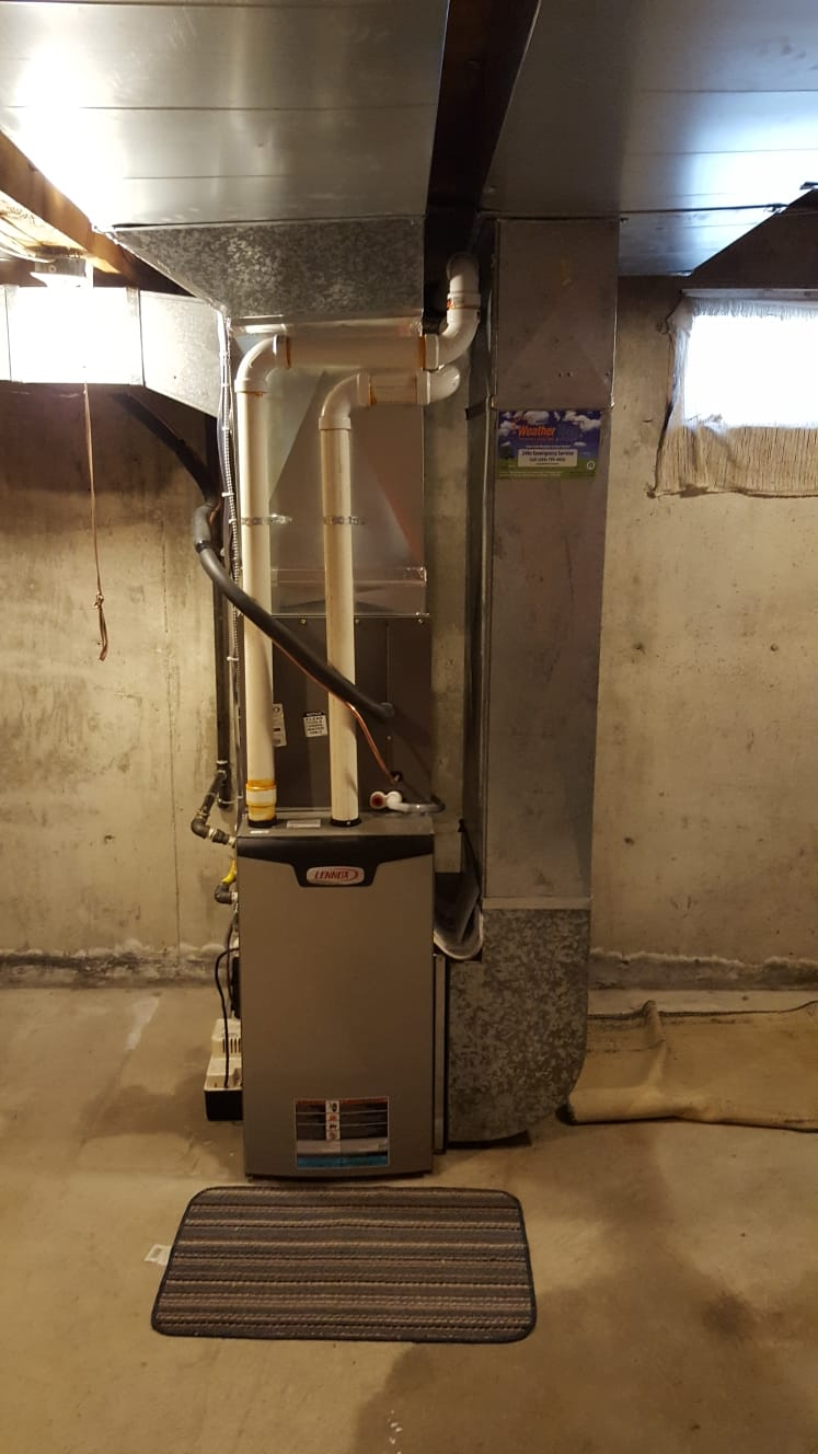 Furnace Installation   Weather Tech Heating and Cooling