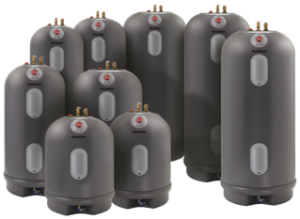 Rheem Electric Plastic Water Heater